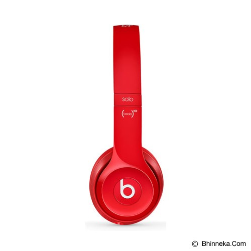 BEATS™ BY DRE™ Solo 2 On-Ear Headphone [MH8Y2PA/A]- Red - Headphone Portable